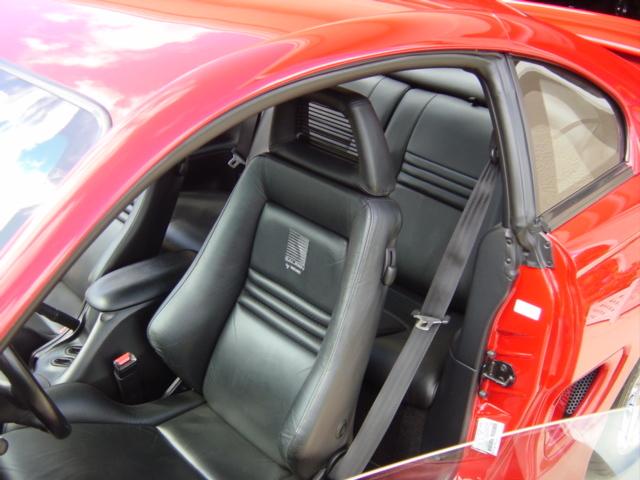 Mustang 1995 Saleen 1995 Saleen S-351 Interior