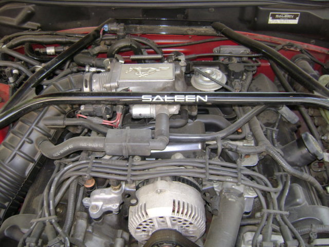 rio red 1996 saleen s281 ford mustang coupe photo detail. Black Bedroom Furniture Sets. Home Design Ideas