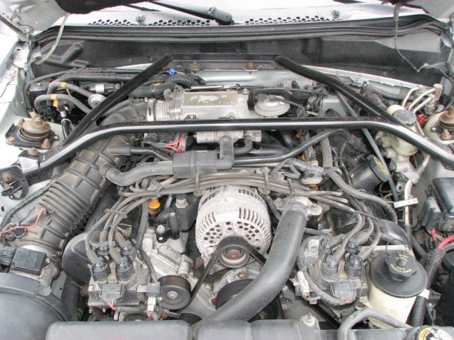 1996 Ford Mustang X-code 4.6L V8 Engine