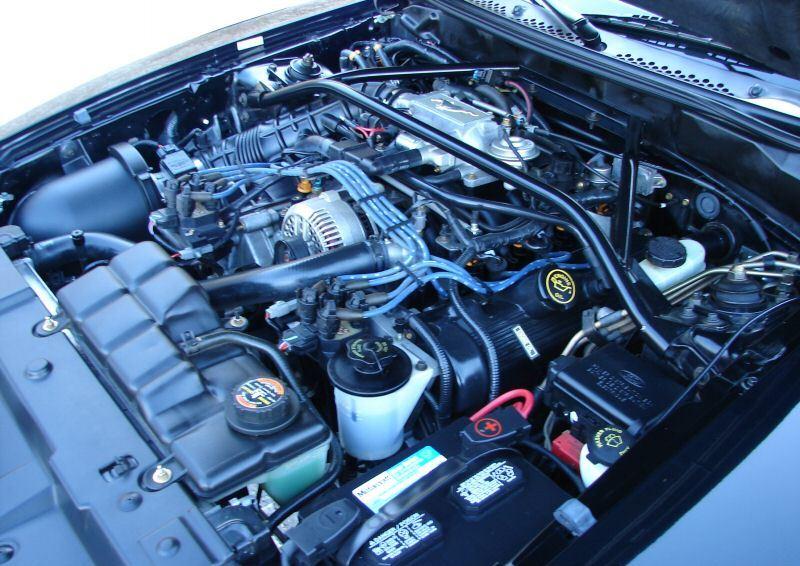 1997 mustang engine code
