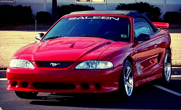 rio red 1997 saleen s281 ford mustang convertible. Black Bedroom Furniture Sets. Home Design Ideas