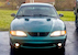 Pacific Green 1997 Cobra Mustang