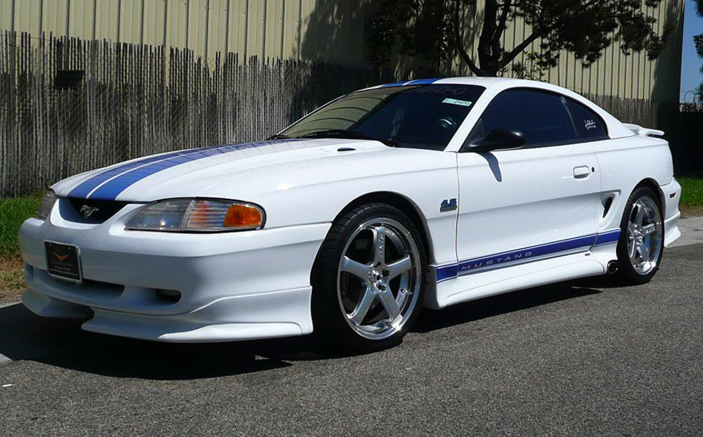 Custom 1997 Roush Mustang