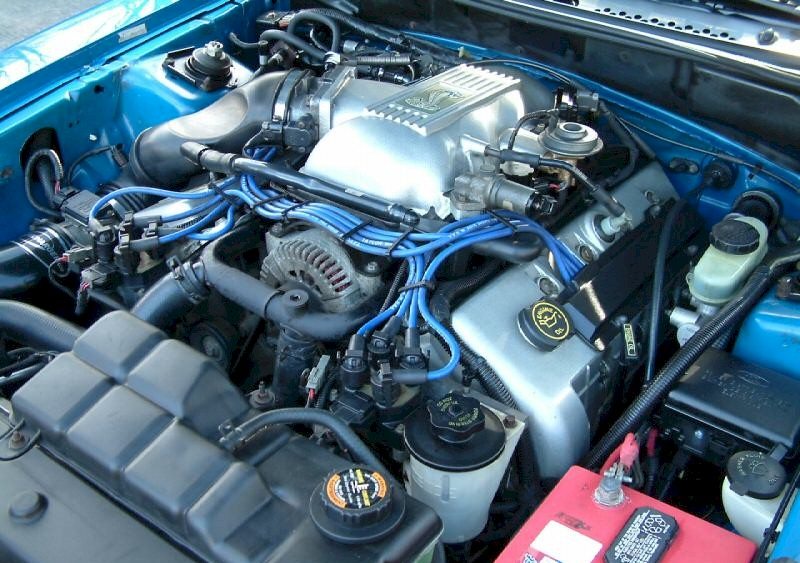 305hp Engine