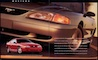 Page 4 & 5: 1998 Ford Mustang Promotional Sales Brochure