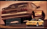 Page 8 & 9: 1998 Ford Mustang Promotional Sales Brochure