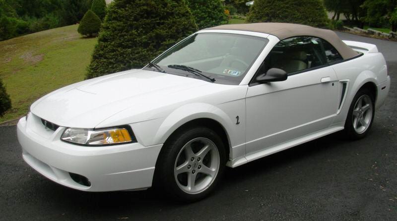 1999 Ford Mustang SVT Cobra Roush Convertible For Sale~Triple ...