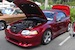 Lizstick Red 1999 supercharged Saleen S281 Convertible