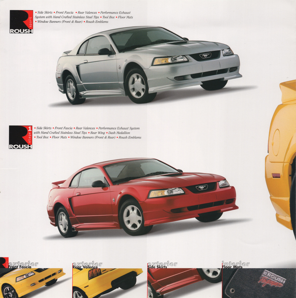 1999 Roush Sport and Stage 1