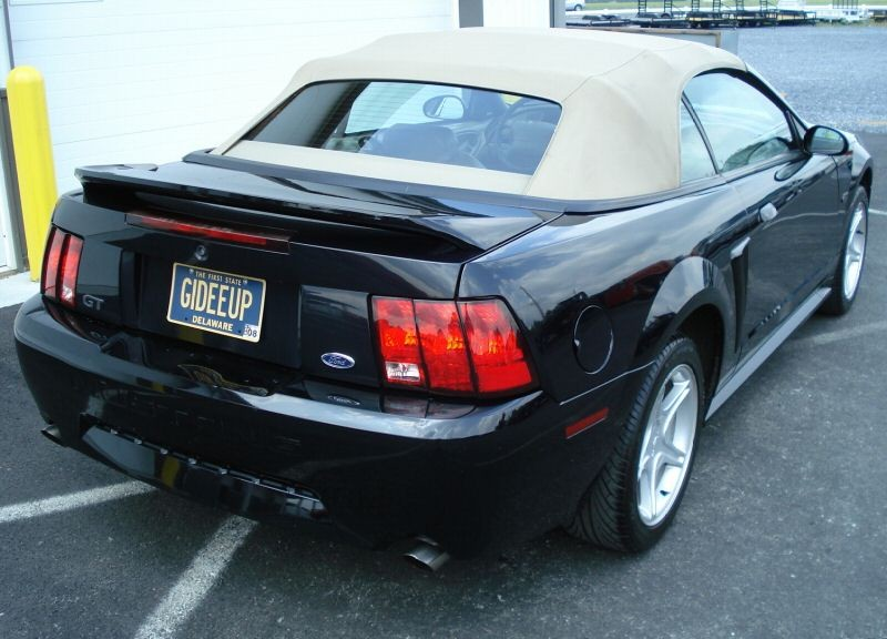 Right Rear View