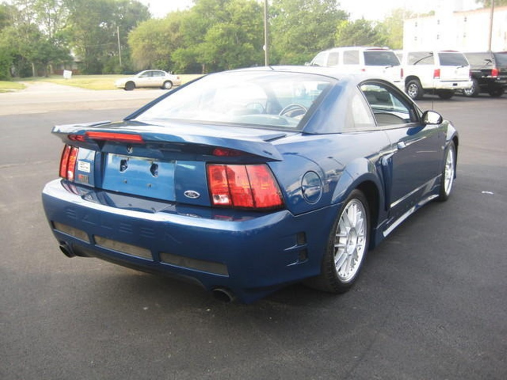 atlantic blue 2000 saleen s281 ford mustang coupe. Black Bedroom Furniture Sets. Home Design Ideas