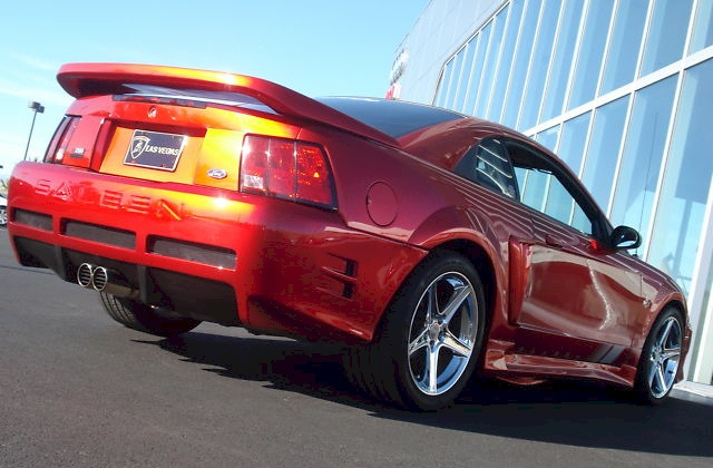 lizstick red 2000 saleen s281 sc ford mustang coupe. Black Bedroom Furniture Sets. Home Design Ideas
