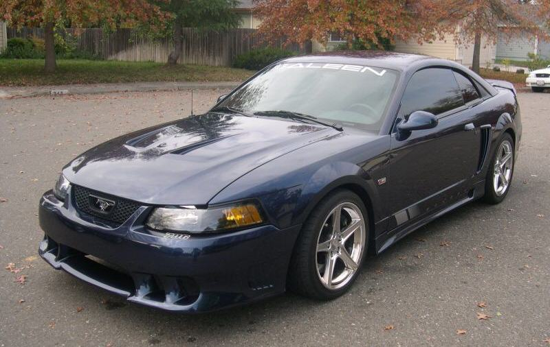 2001 ford mustang saleen s281 review. Black Bedroom Furniture Sets. Home Design Ideas