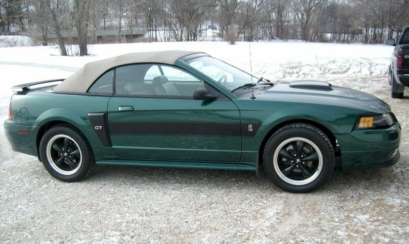 99 04 Mustang Side Scoop Delete Magnaflow Mustang Street