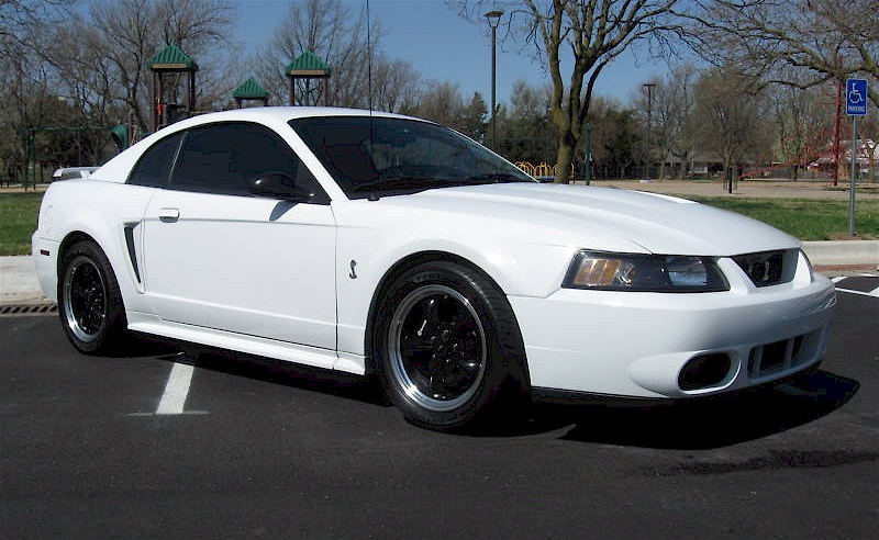 Oxford White 2001 Cobra