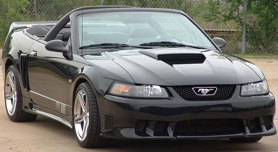2002 Saleen Mustang Red 2002 Roush Mustang V6 Autos Post