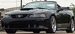 Black 2002 Mustang Saleen S281 Convertible