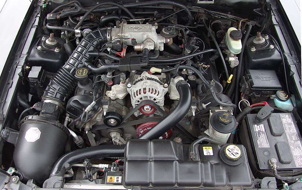2002 Saleen S281 285hp V8 Engine