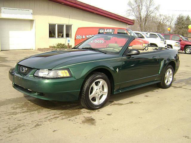 2002 Mustang Paint Colors