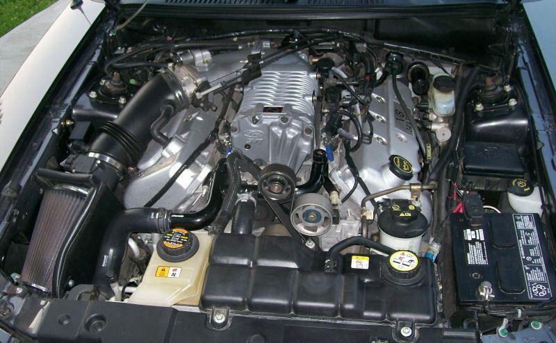 2003 mustang svt cobra engine