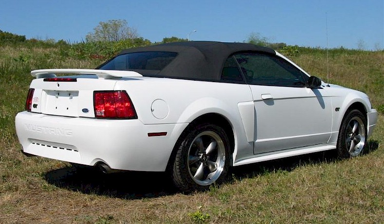 See Other Pictures Of This Car White 2003 Mustang Gt
