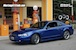 Sonic Blue 2003 Mustang GT Coupe