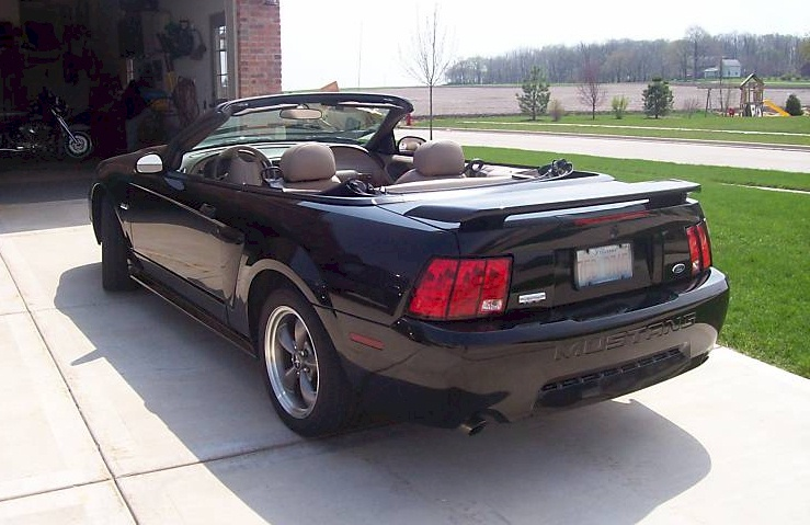 2003 ford mustang convertible top car autos gallery. Black Bedroom Furniture Sets. Home Design Ideas