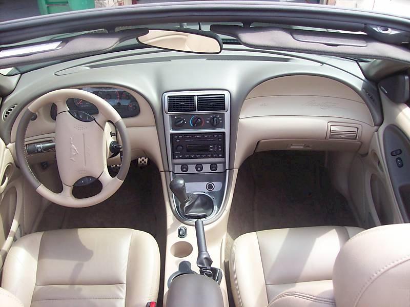 black 2003 ford mustang gt 100th anniversary centennial convertible