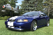 2003 Sonic Blue Mustang GT