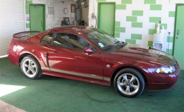 Glorious mustang gt th anniversary edition full hd car