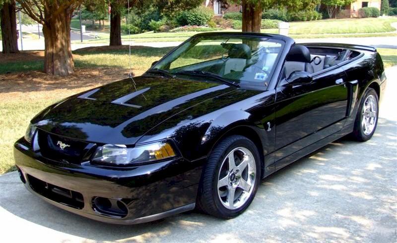 Mustang Cobra 2004 Convertible