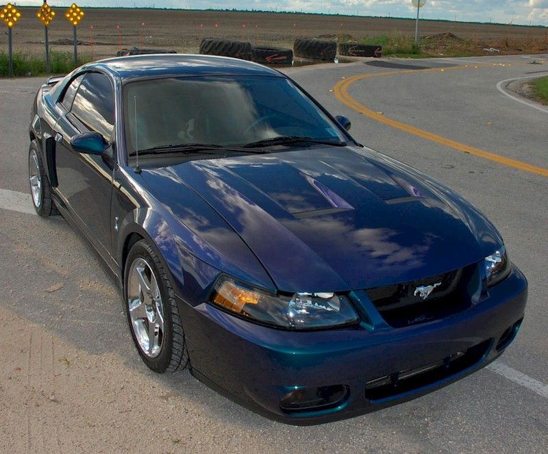 2004 Mystichrome Cobra
