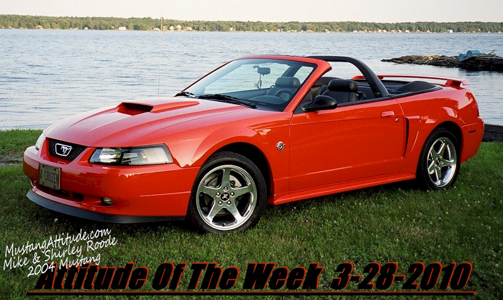 competition orange 2004 ford mustang gt convertible. Black Bedroom Furniture Sets. Home Design Ideas