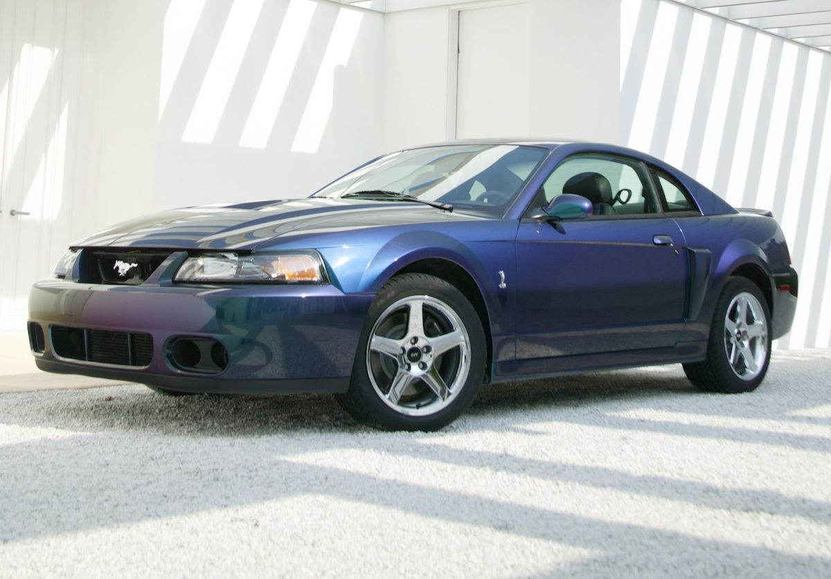 Mysti-Chrome 04 Cobra Mustang Coupe