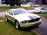 Legend Lime 2005 Mustang Coupe