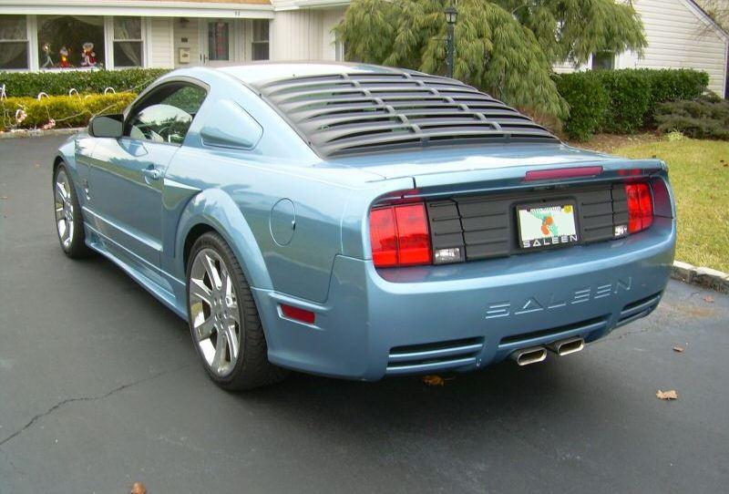 2008 Ford Mustang Saleen For Sale Html Autos Weblog