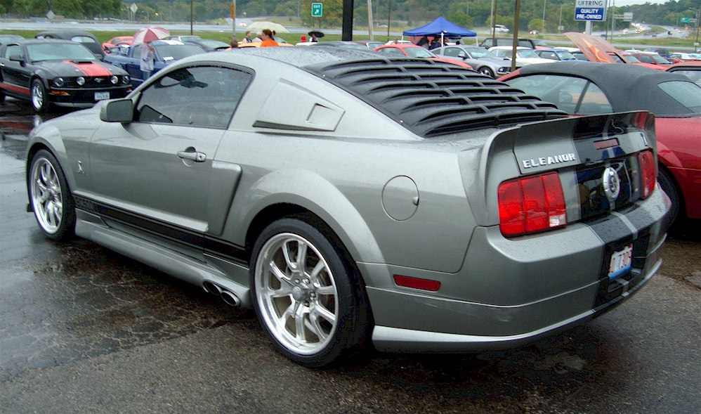 Mustang Eleanor Home Mustang Eleanor Ford Mustang Eleanor Body Kit