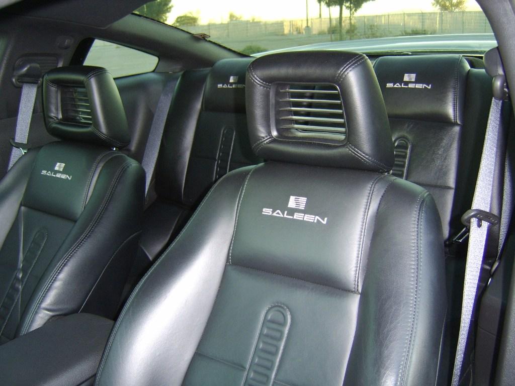 Interior 2006 Mustang En S281 Coupe
