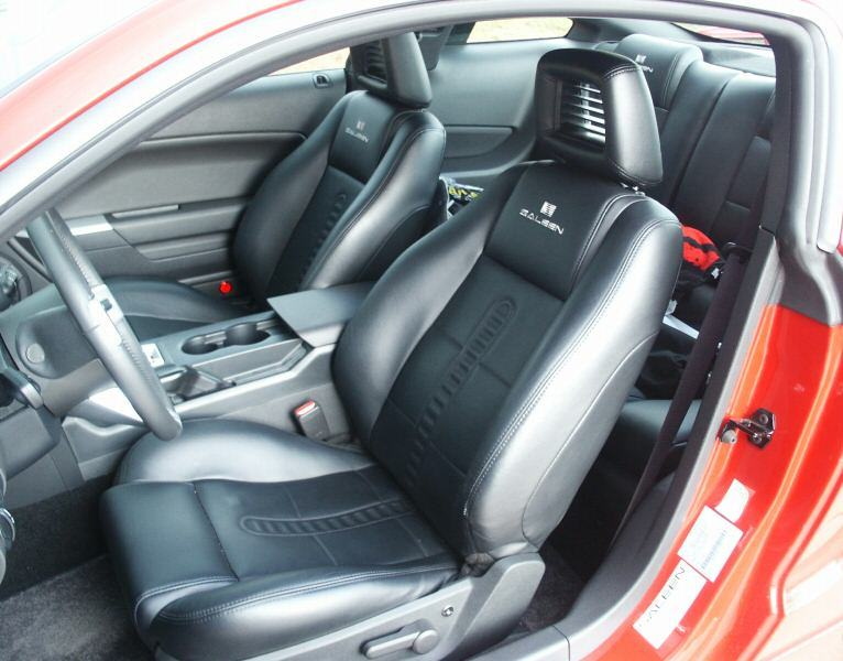 Interior 2006 Mustang En S281sc Coupe