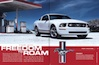 Page 8 & 9: 2006 Ford Mustang Promotional Brochure