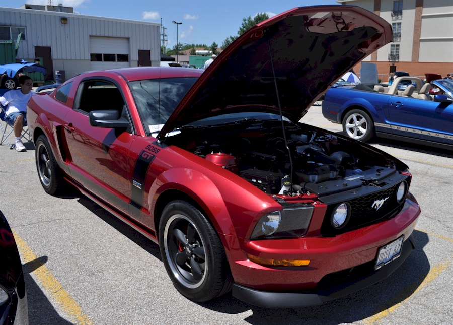 2006 Mustang Paint Colors