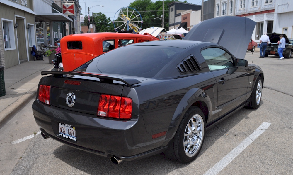 Alloy 2007 Mustang GT