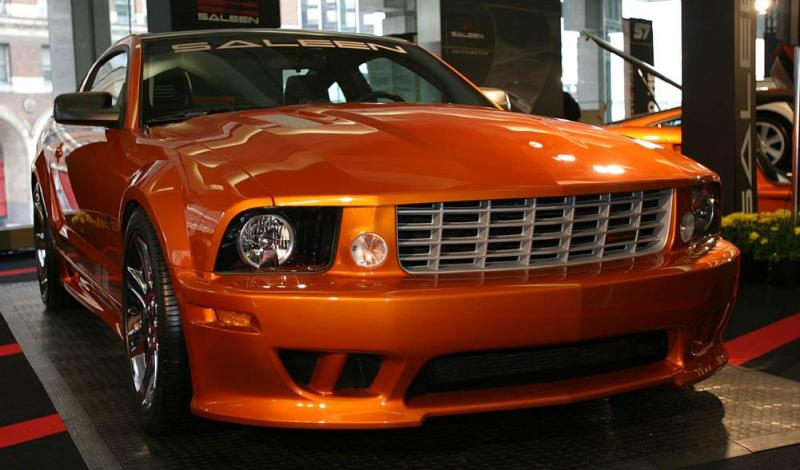 Saleen Mustang Transformers Saleen Mustang For Sale
