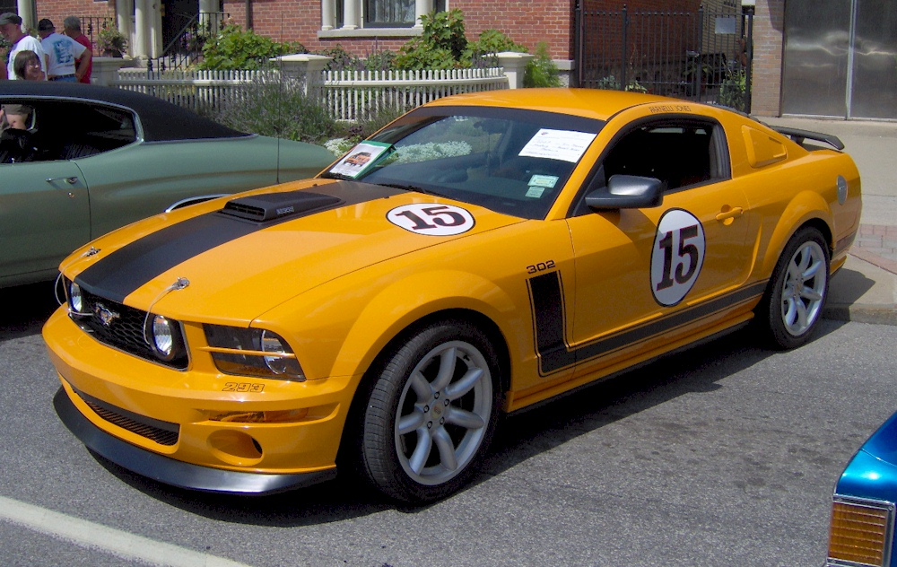2007 Saleen Mustang Html Autos Weblog