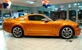 Beryllium Orange 07 Saleen S281 Mustang Coupe