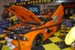 Custom Grabber Orange 2007 Mustang Coupe from SEMA 2007