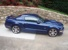 Vista Blue 08 Custom Mustang Coupe