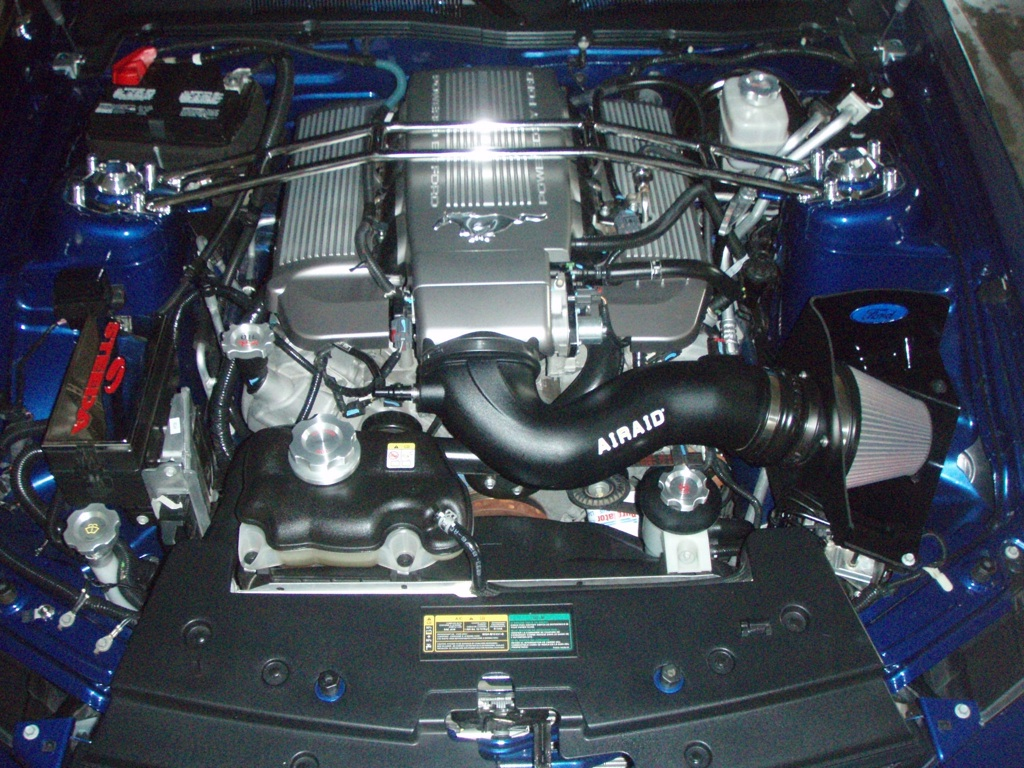 Custom 2008 ford mustang 4 6l v8 gt engine
