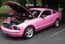 Custom Pink 2008 Mustang Coupe
