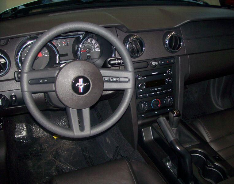 Silver 2008 Sherrod 500s Convertible Mustangattitude Com